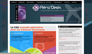 gros site simple
