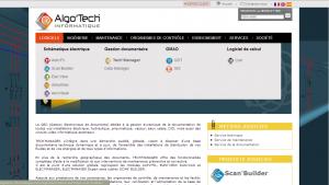 algotech menu