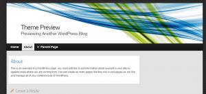 thème wordpress graphene