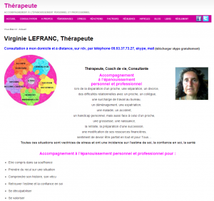 site simple thérapeute
