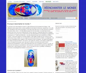 site e-commerce sur le symbolisme