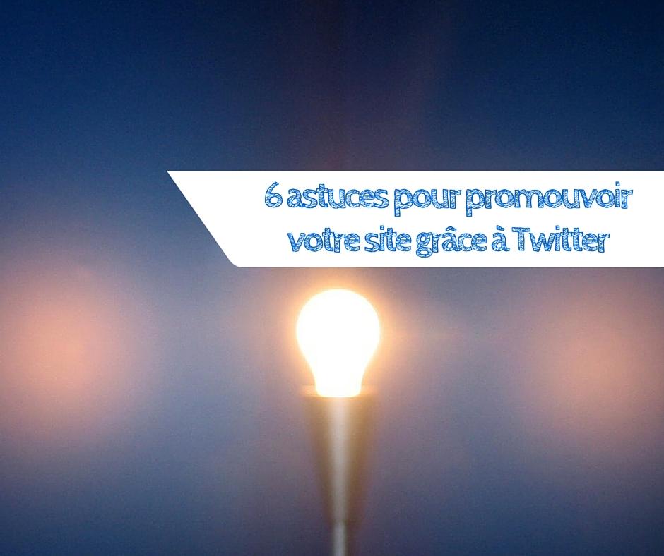 6 idées pour mieux utiliser votre compte Twitter