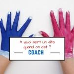 A quoi sert un site quand on est coach ?