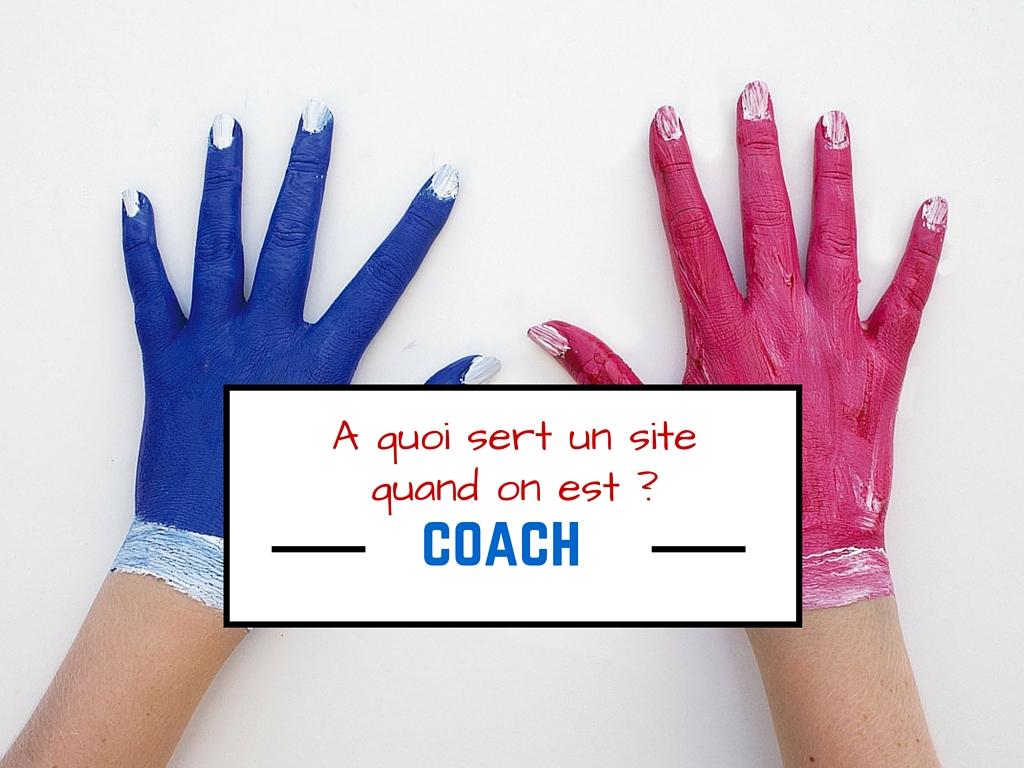 site pour coach