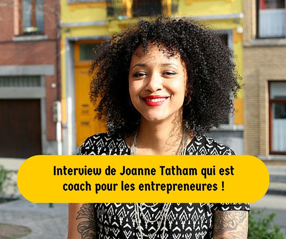 coach pour les entrepreneures