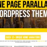 Thème WordPress Jarvis